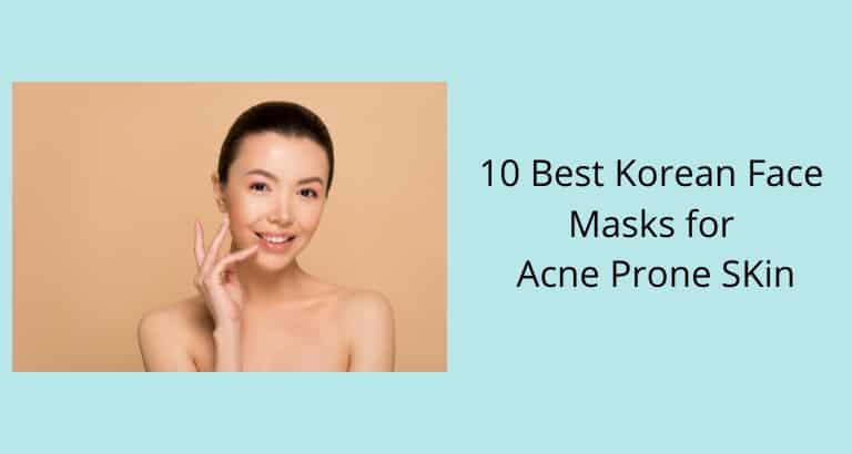 Best Korean Face Masks for Acne