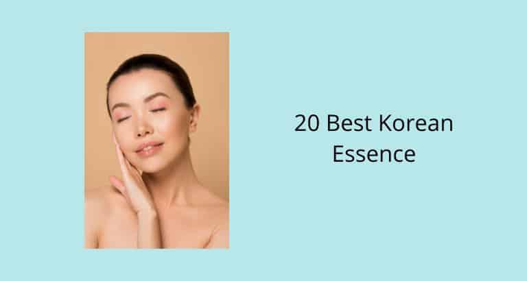 Best Korean Essence